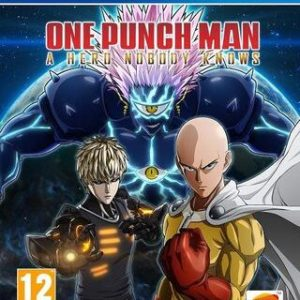 One Punch Man: A Hero Nobody Knows-Sony Playstation 4