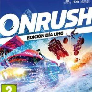 Onrush-Microsoft Xbox One