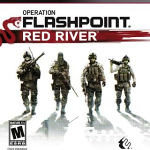 Operation Flashpoint: Red River-Sony Playstation 3