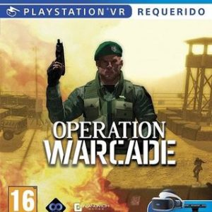 Operation Warcade-Sony Playstation 4