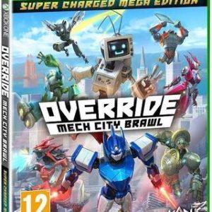 Override: Mech City Brawl-Microsoft Xbox One