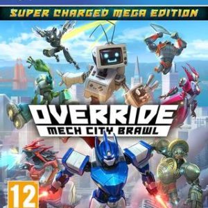 Override: Mech City Brawl-Sony Playstation 4
