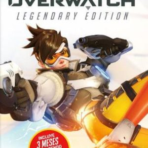 Overwatch Legendary Edition + 3 Meses Nintendo Switch Online-Nintendo Switch
