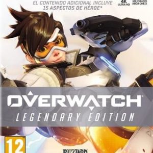 Overwatch Legendary Edition-Microsoft Xbox One