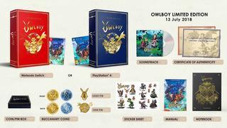 Owlboy Edición Coleccionista-Sony Playstation 4
