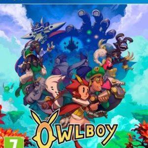 Owlboy-Sony Playstation 4