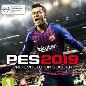 PES 2019: Pro Evolution Soccer-Microsoft Xbox One