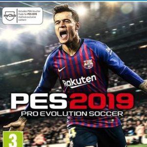 PES 2019: Pro Evolution Soccer-Sony Playstation 4