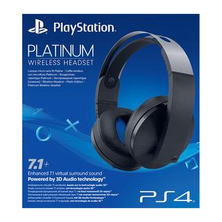 PS4 Platinum Wireless Head Set-Sony Playstation 4