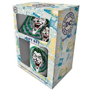 Pack Regalo Taza Llavero Joker Dc Comics-