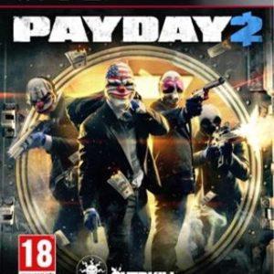 Payday 2-Sony Playstation 3