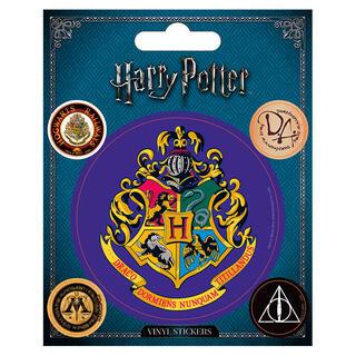 Pegatinas Vinyl Hogwarts Harry Potter-
