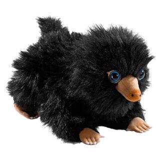 Peluche Black Baby Niffler Animales Fantasticos 20cm-