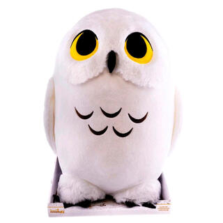 Peluche Hedwig Harry Potter 40cm-