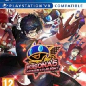 Persona 5: Dancing in the starlight-Sony Playstation 4