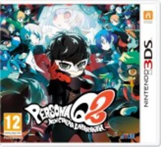 Persona Q2 New Cinema Labyrinth-Nintendo 3DS