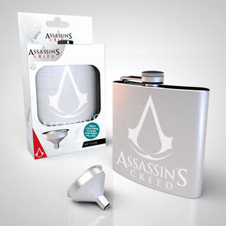 Petaca Logo Assassins Creed-