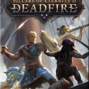 Pillars of Eternity II: Deadfire-Nintendo Switch