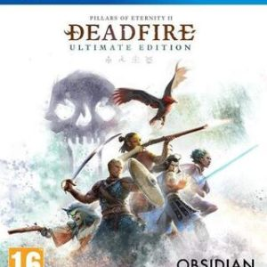 Pillars of Eternity II: Deadfire-Sony Playstation 4