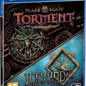 Planescape Torment - Icewind Dale Enhanced Edition-Sony Playstation 4