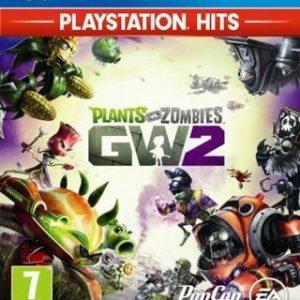 Plantas VS Zombis Garden Warfare 2 (Playstation Hits)-Sony Playstation 4