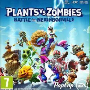 Plants vs Zombies Battle for Neighborville-Microsoft Xbox One