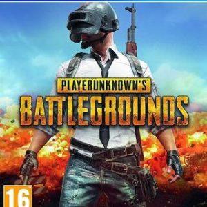 Playerunknown's Battlegrounds-Sony Playstation 4