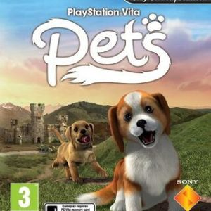 Playstation Vita Pets-Sony Playstation Vita