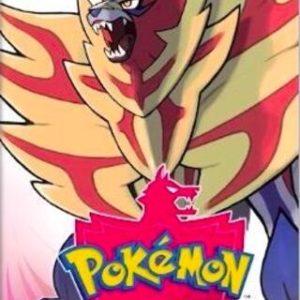 Pokemon Escudo-Nintendo Switch