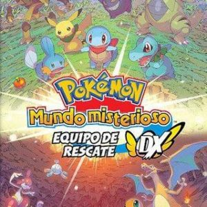 Pokemon Mundo Misterioso: Equipo De Rescate DX-Nintendo Switch