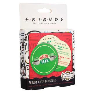 Posavasos Licencia Friends Trivial-