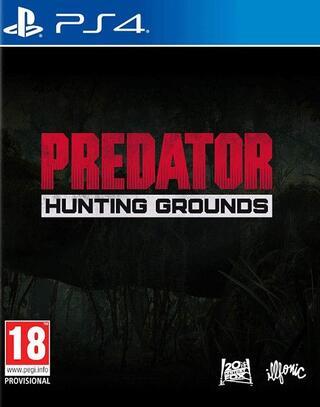 Predator Hunting Grounds-Sony Playstation 4