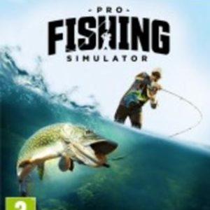 Pro Fishing Simulator-Microsoft Xbox One