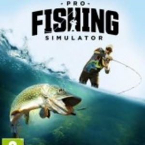 Pro Fishing Simulator-Sony Playstation 4