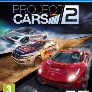 Project Cars 2-Sony Playstation 4