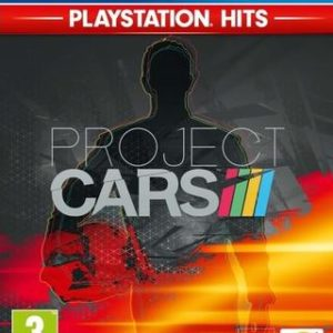 Project Cars (Playstation Hits)-Sony Playstation 4