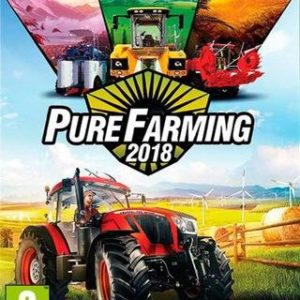Pure Farming 2018-Microsoft Xbox One