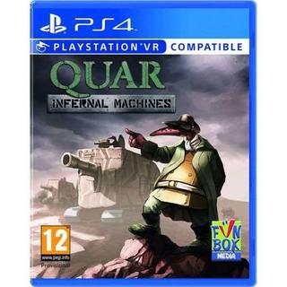 Quar infernal machines-Sony Playstation 4