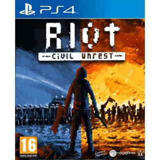 RIOT Civil Unrest-Sony Playstation 4