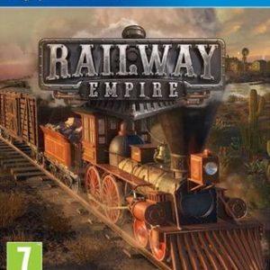 Railway Empire-Sony Playstation 4