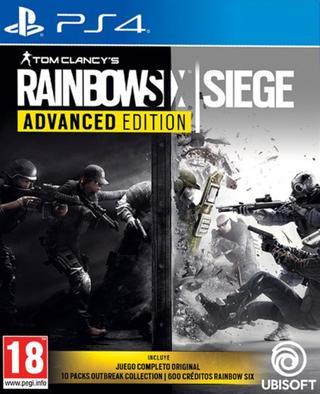 Rainbow Six Siege Advanced Edition-Sony Playstation 4