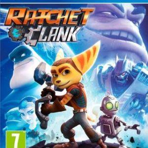 Ratchet & Clank-Sony Playstation 4