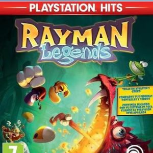 Rayman Legends (Playstation Hits)-Sony Playstation 4
