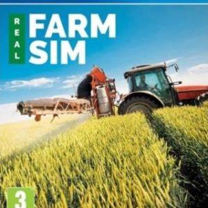 Real Farm Simulator-Sony Playstation 4