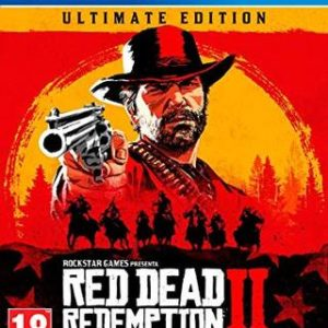 Red Dead Redemption 2 - Ultimate Edition-Sony Playstation 4