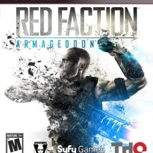 Red Faction: Armageddon-Sony Playstation 3