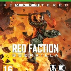 Red Faction: Guerrilla Remarstered-Microsoft Xbox One
