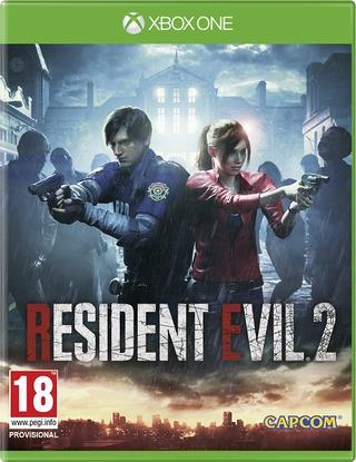 Resident Evil 2 Remake-Microsoft Xbox One