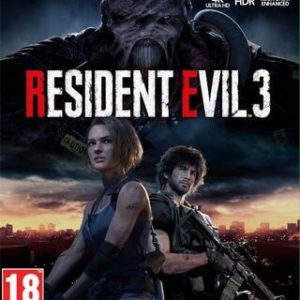 Resident Evil 3 Remake-Microsoft Xbox One