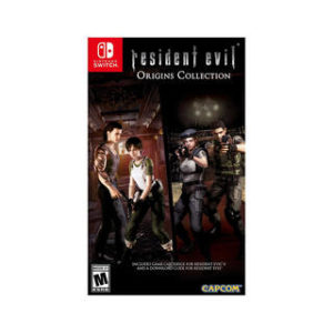 Resident Evil Origins Collection - Importación USA-Nintendo Switch